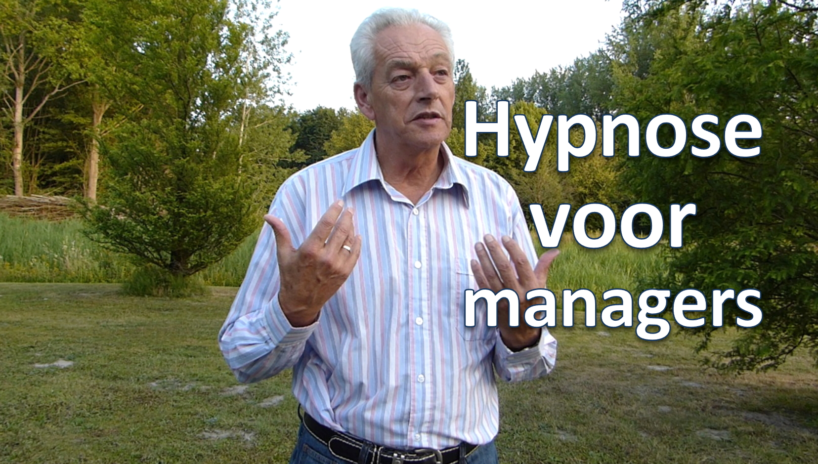 Hypnose voor managers