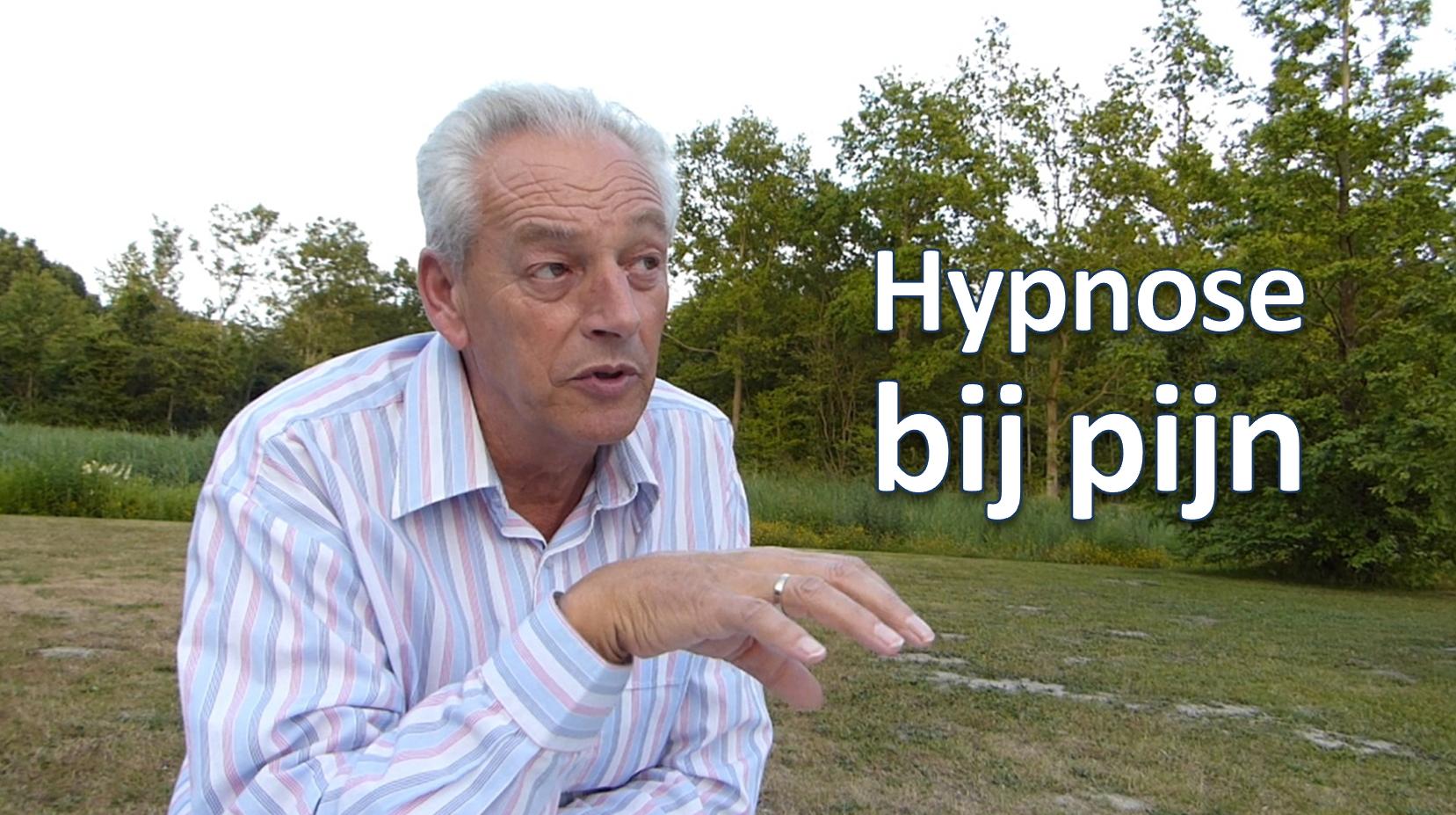 Werkt hypnose bij pijn?